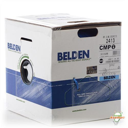 Belden 2413 D15a1000 Blue Multi Conductor Enhanced